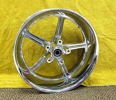 HD V-ROD 5 Spoke Chrome 240 Rear Wheel VRSCAW VRSCDX vrod v rod