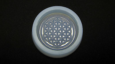Flower Of Life Silicone Mold/Mould Diameter 50mm