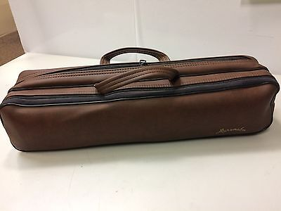 Muramatsu Double B Foot Flute Case with Case Cover (V)