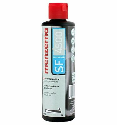 Menzerna Super Finish Plus SF4500 (SF3800) - 250ml