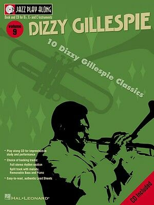 Horace Silver Jazz Play Along Book and CD NEW 000843032