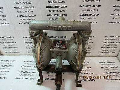 Graco 1030 Diaphragm Pump 1'' Npt Used