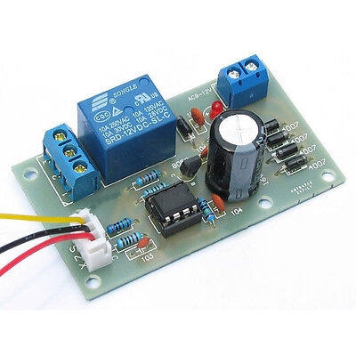 SS DC 12V Liquid Level Controller Sensor Module For Water Tower Level Detection