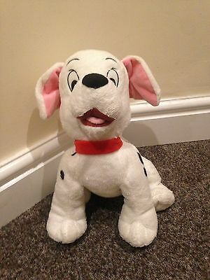 "Disney Store Exclusive 101 Dalmations Puppy Dog Plush Soft Toy Doll 11"" Tall"