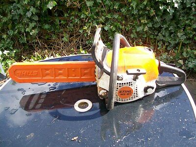 Chainsaw hire and Man