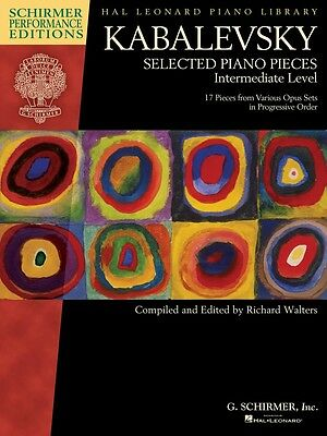 Mozart Selected Variations Piano Schirmer Performance Editions Book 000296796