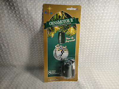 Christmas Ornamotor II Rotating Ornament Motor by Roman Lights New