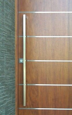 900mm Stainless Steel Entrance/ Entry Door Pull Handles Back to Back Pair DG-203