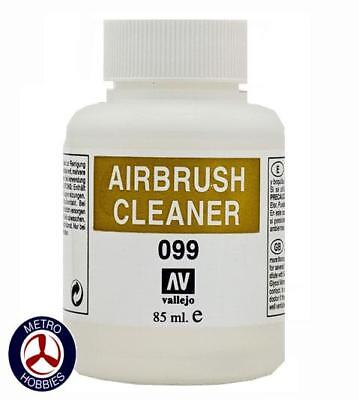 Vallejo Airbrush Cleaner 85ml 71099 Brand New