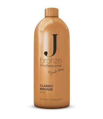 J Bronze Classic Bronze V12 Spray Tan Solution 1L J Bronze