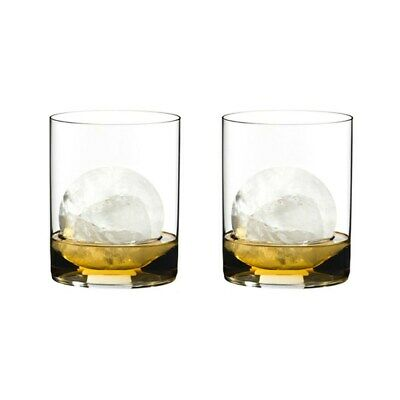 Riedel H20 Classic Bar Set of 2 Whisky Glass Brand New