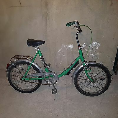 EXCLUSIV Bicicleta Plegable Bicycle Bicicletta Fahrrad Folding Bike Fold Bomba
