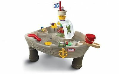 Kids Pirate Ship Little Tikes Anchors Water Adventure Cannon Toddler Play Games