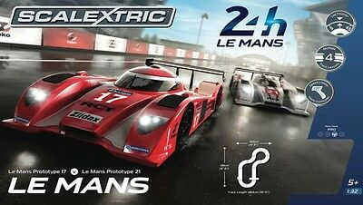 NEW Scalextric Le Mans Set from Mr Toys Toyworld