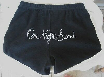 USHER...SEXY...EXTRA SHORT...ONE NIGHT STAND...SHORTS...NEW...sz LARGE