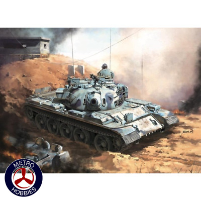 Takom 1/35 Tiran 4 Israeli Main Battle Tank 2051 Brand New
