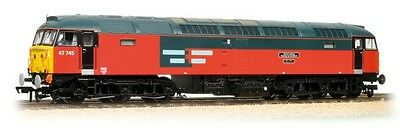 32-817 Bachmann OO Gauge Class 47 47745 Royal London Society For The Blind RES