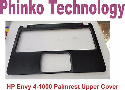 NEW Upper Case Cover Palmrest for HP Envy 4 Envy 4-1000 Black