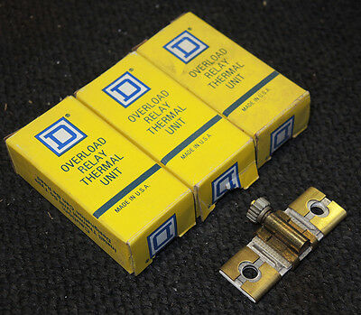 Square D B10.2 Overload Relay Thermal Unit 58747 FT - New in Box