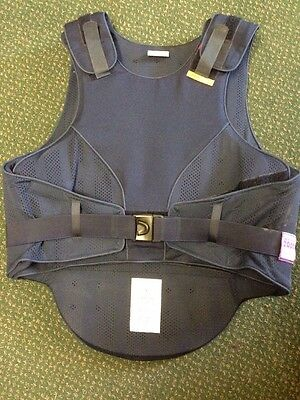 Adult Small Regular Airowear Reiver Elite Navy Body Protector