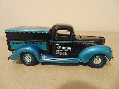Liberty Classics 1940 Ford Pickup J C Whitney Edition Coin Bank