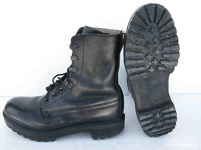 British Army Assault boots - Leather/Cadet/Army/Black