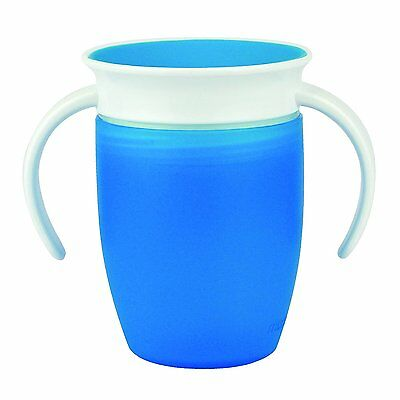 Munchkin Miracle 360 Trainer Cup - Blue **FREE DELIVERY**
