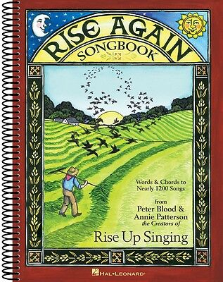 Rise Again Songbook Words and Chords to Nearly 1200 Songs 7-1 2x10 Spi 000149301