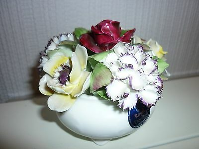 Royal Doulton flower bowl