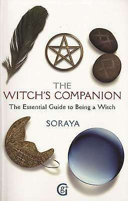 The Witch's Companion, Soraya, New Book, 1849340854