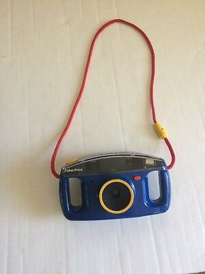 Fisher Price 1993  Camera Works Nice Condition