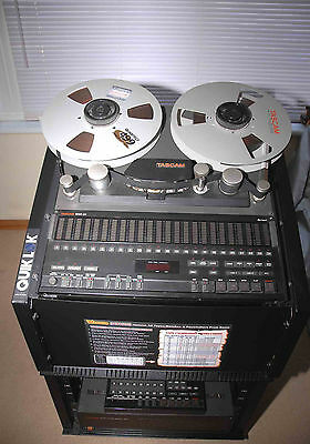 "Tascam Msr24 1"" Professional Tape Recorder/rerecorder"