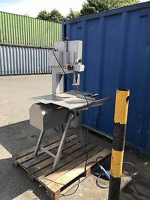 AEW 350 Meat Bandsaw