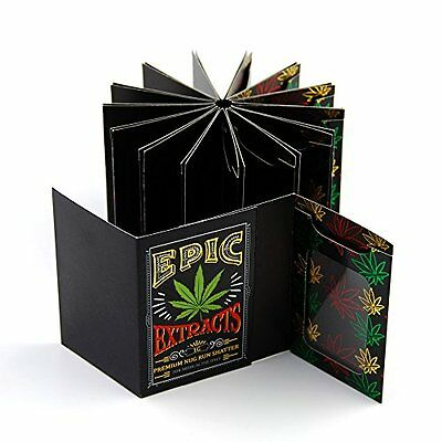 Epic Extracts Single Window Botanical Concentrate Envelopes by Shatter Labels