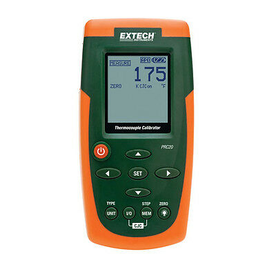 Extech PRC20-NIST Thermocouple Calibrator w/NIST Calibration