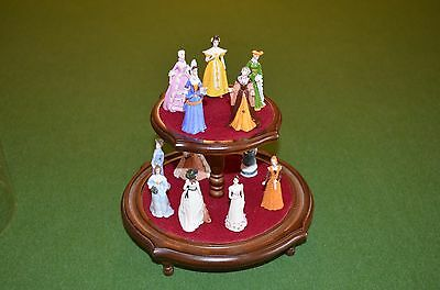 Franklin Mint Ladies of Fashion Complete set