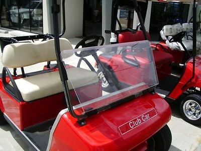 Golf Buggy Cart Car Fold Down Windscreen Kits - Suit Selected Models