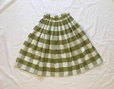 1950's Fit And Flare Skirt