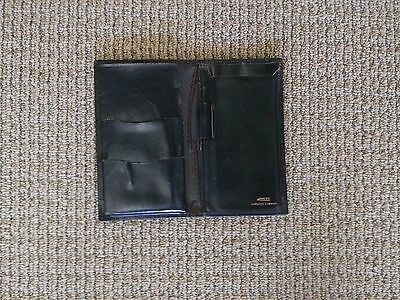 VINTAGE 1960'S LEATHER AMITY WALLET hardly used