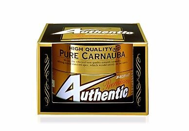 Soft99 Authentic Premium Wax Solid Pure Carnauba Waterproof All Color Fusso