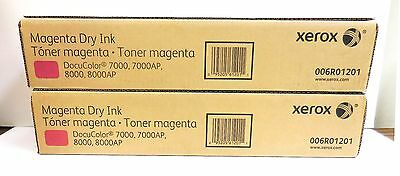 Xerox 006R01201 Magenta Toner for DocuColor 7000, 7000AP, 8000, 8000AP OEM