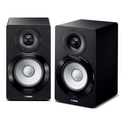 Yamaha NXN500 Studio Powered Speakers - Black