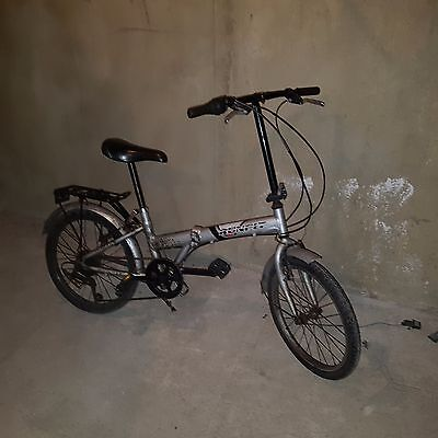 RUNFIT Bicicleta Aluminio Plegable Bicycle Bicicletta Fahrrad Folding Bike Fold