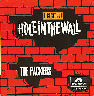 """THE PACKERS Hole In The Wall POLYDOR Rare MOD Soul JAZZ french EP 7"""" Hear!"""