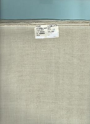 "32 Count ""Shell"" cross stitch Linen Wichelt #65-14, your choice Fat Eighth plus"