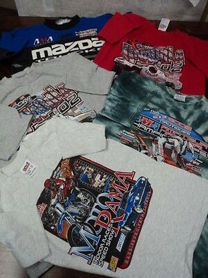 Wholesale LOT OF 40 CHILDRENS YOUTH UNADILLA TRUCK RACING T-Shirts NWOT