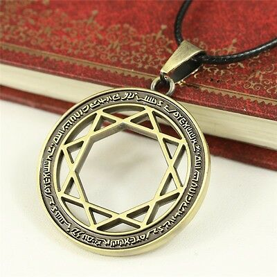 Fashion Magi the Labyrinth of Magic Aladdin Metal Pendant Necklace Charm Cosplay