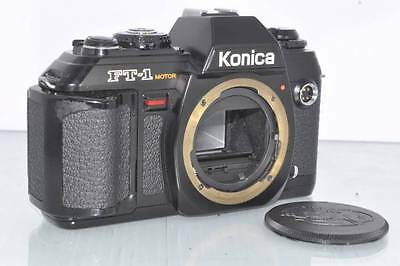 (Excellent++) Konica FT-1 motor modified ALPA mount from JAPAN