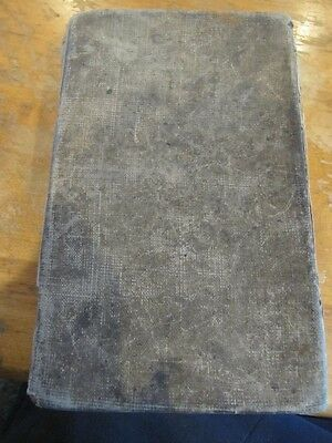 Rare New American Practical Navigator N.bowditch 1817 Early Edition!