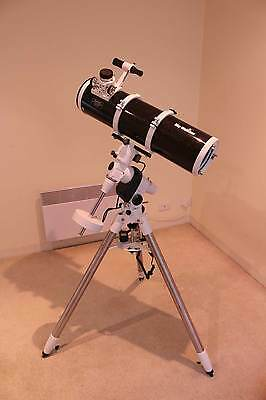 Telescope SkyWatcher BD 150x750 with EQ5 Pro Go-To Equatorial Mount